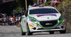 Marco Bertolutti e Laura Liva - Rally del Friuli Venezia Giulia Alpi Orientali 2017